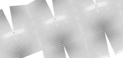 Batentes de silicone apresentam variações