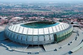 Vidro em destaque nos estádios brasileiros