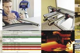 Tecnologia é aliada no controle de qualidade do vidro