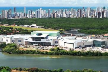 Vidro ganha destaque nos shoppings brasileiros