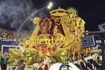 No ritmo do Carnaval