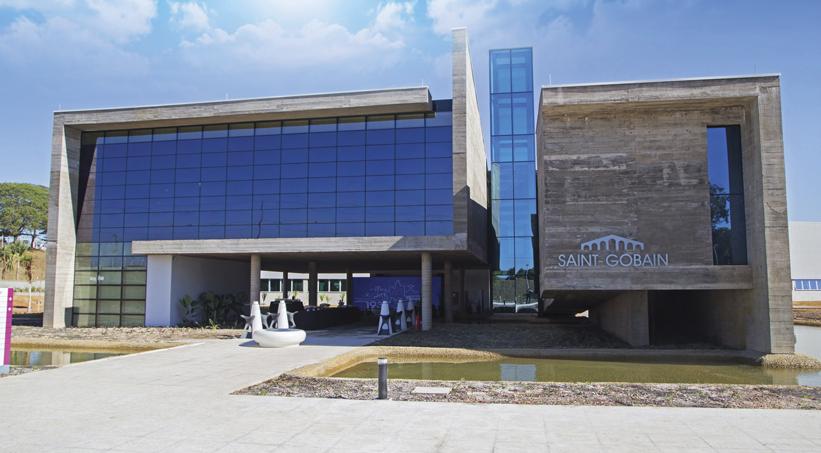Grupo Saint-Gobain inaugura centro de pesquisas no Brasil