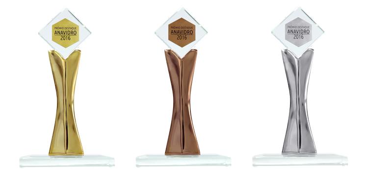 Conheça os finalistas do Prêmio Destaque Anavidro