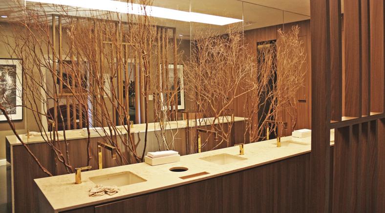 Casa Cor SP destaca o vidro em novo ambiente