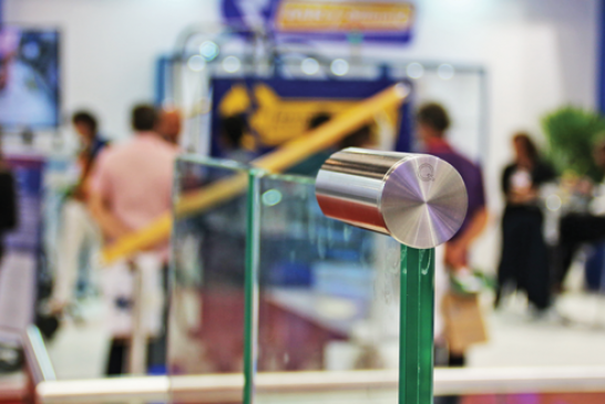 Sistemas de guarda-corpo Easy Glass Q-railing